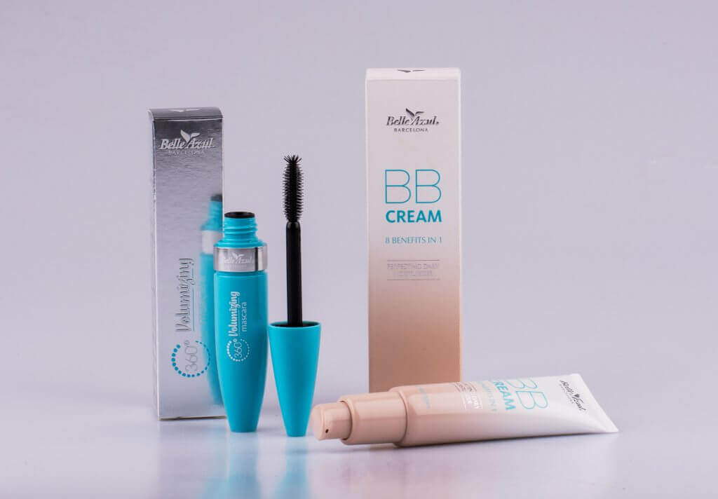 360 Mascara + BB Cream 8 Benefits in 1