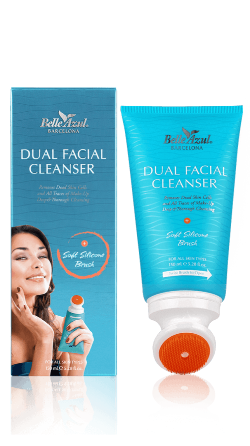 DUAL FACIAL CLEANSER