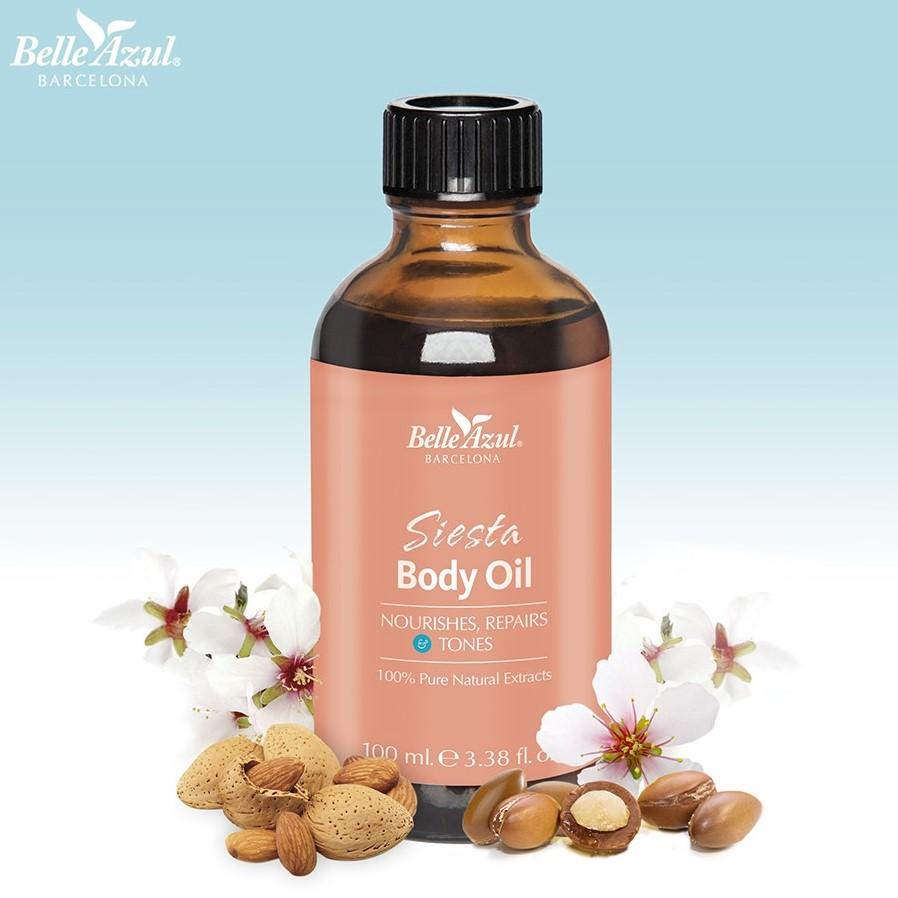 Siesta body oil
